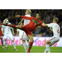 Cristiano Ronaldo akcióbam