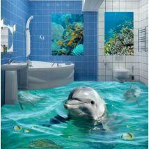 Kíváncsi delfinek