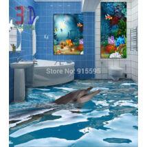 Vidám delfin