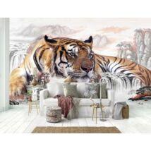 Nyugodt tigris