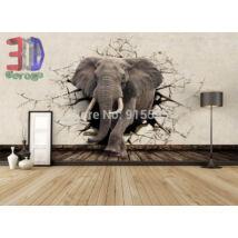 romboló elefánt