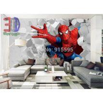 pókember falon át