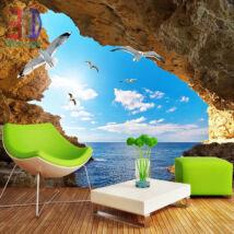tengerparti barlang
