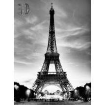 Eiffel torony, fekete fehér