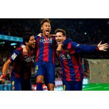 MSN, FC Barcelona