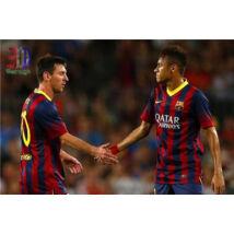 FC Barcelona, Messi, Neymar