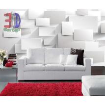 fehér négyszögletes fali panel