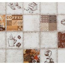 Konyhai kávés falpanel (espresso)
