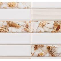 Csempe falpanel (tile sandy coast)
