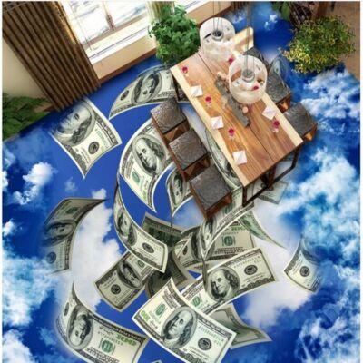 Kék ég, pénzeső