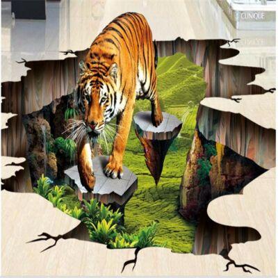 Tigris animáció