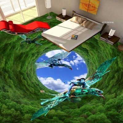 Avatar animáció