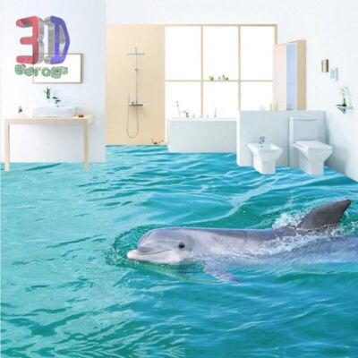 Pancsoló delfin