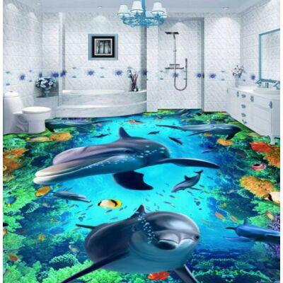 Kíváncsi delfincsapat