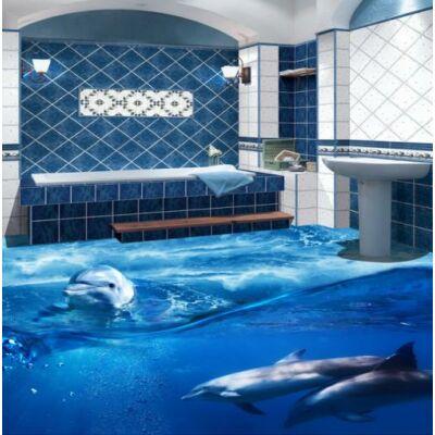Delfinek a nagy kékségben