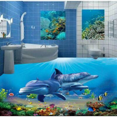 Delfinek és díszhalak