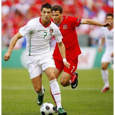 Cristiano Ronaldo cselek, Real Madrid