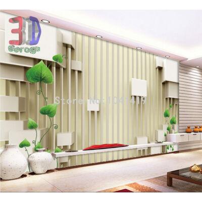 3D fehér kerítés