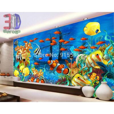 színes halak