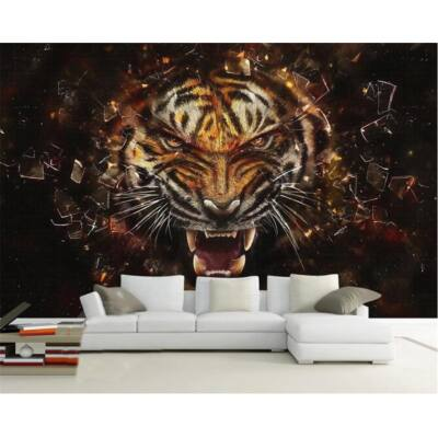 Támadó tigris