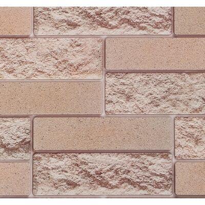 Tégla falpanel (facing brick)
