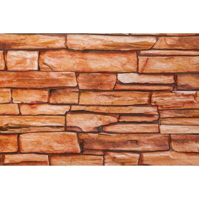 Kőmintás falpanel (karelian)