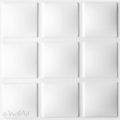 Cubes 3D falpanel